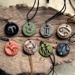 Zodiac Pendants-1