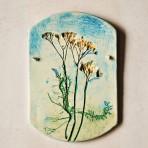 Yarrow Plant Wall Hanging