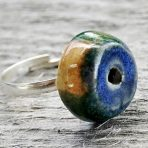 Clay Bead Ring