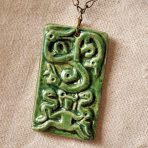 Lady of the Beasts (Mistress of animals, Ormgudinna stone) – Pendant