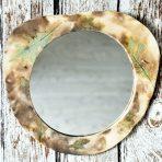 Oak Leaf Mirror – Large
