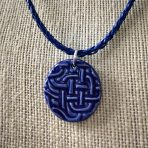 Celtic Knotwork Pattern Pendant/Earrings