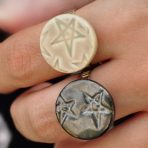 Ring – 5-Pointed Star