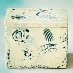 Mini Trinket Box in Blue & White – Inspired By The Sea