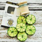 Citrus Slice Buttons