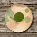 Aspen Leaf Mirror – 5″